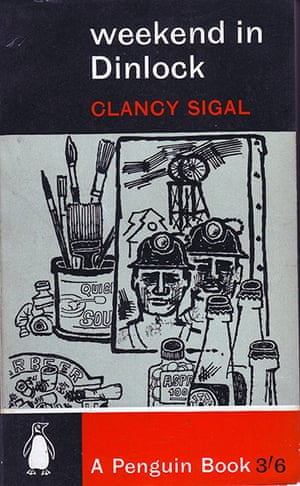 John Griffiths: John Griffiths's cover for Clancy Sigal, Weekend in Dinlock