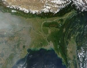 Satellite Eye on Earth: Bangladesh