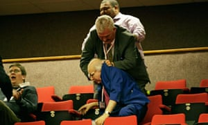 Walter Wolfgang removed from the Labour Party conference 2005