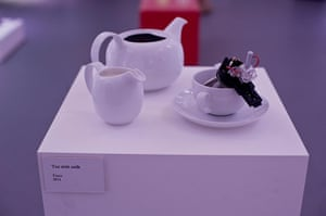 Carbon Trust: Footprinting Gallery Exhibition : Tesco