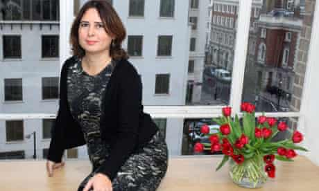 Alexandra Shulman, editor of Vogue