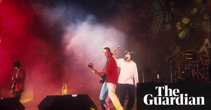 The Madchester Scene In Pictures Music The Guardian