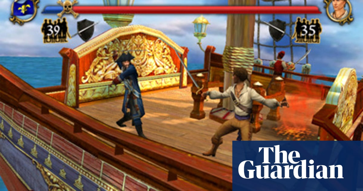 Apps Rush: The Pirates, Good, Sid Meier's Pirates, Fragile