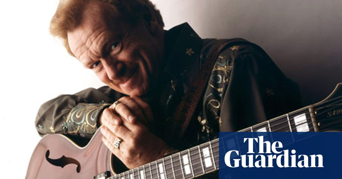 Bert Weedon obituary | Music | The Guardian