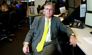 John Griffen, founder and chairman of mini-cab company Addison Lee