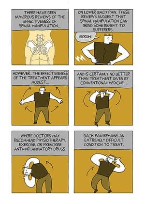 Graphic Novel: chiropractic 19