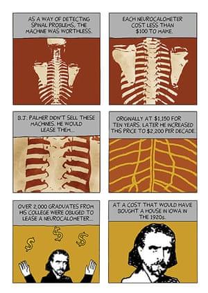 Graphic Novel: chiropractic 7