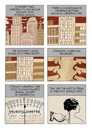 Graphic Novel: chiropractic 8