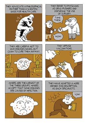 Graphic Novel: chiropractic 9