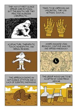 Graphic Novel: chiropractic 10