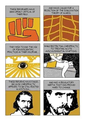 Graphic Novel: chiropractic 12