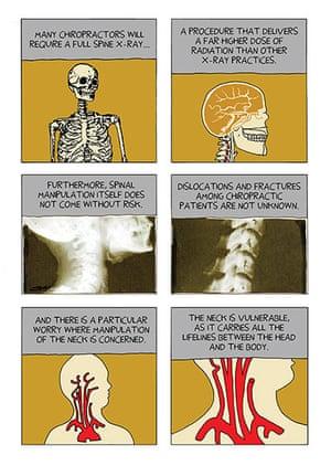 Darryl Cunningham: chiropractic 14