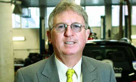 John Griffin, of Addison Lee