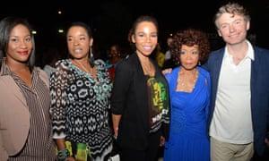 Marley premiere in Jamaica
