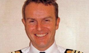 Captain Edward Perrin