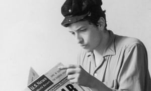 Bob Dylan Reads The News