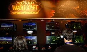 World of Warcraft video players