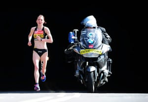marathon: Athletics - 32nd Virgin London Marathon