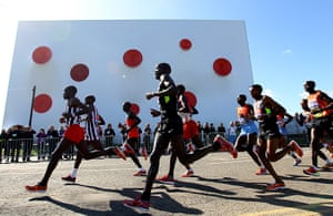 marathon: Virgin London Marathon 2012