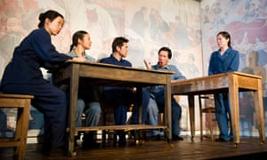Wild Swans at the Young Vic