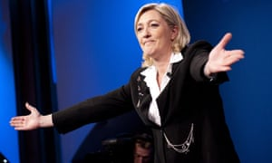 Marine Le Pen's Front National policies are welcomed by those hit by unemployment and benefit cuts