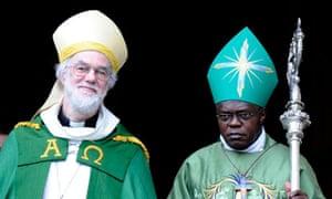 Sentamu favourite to be Archbishop
