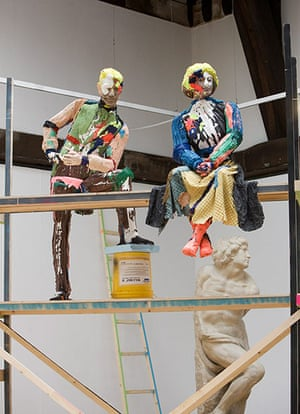 Glasgow Festival: Folkert de Jong at Glasgow International Festival of Visual Art