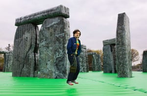 Glasgow Festival: Jeremy Deller bounces on Sacrilege, his Stone Henge