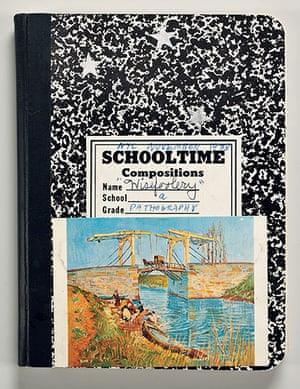 Glasgow Art Festival: The cover of Paul Thek's Notebook No 68, 1978 at the Modern Institute