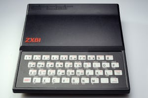 Home computers: The Sinclair ZX81