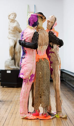 Glasgow International: Folkert de Jong's The Immortals at the Glasgow School of Art