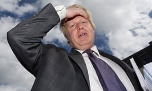 Support for Boris Johnson in the London mayoral election has dropped