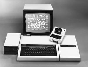 Home computers: BBC Micro Computer in the 1980s