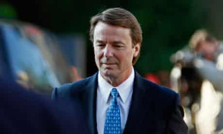 John Edwards used funds to hide affair, court hears