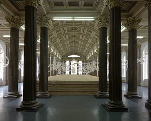 Glasgow: Karla Black at GoMA