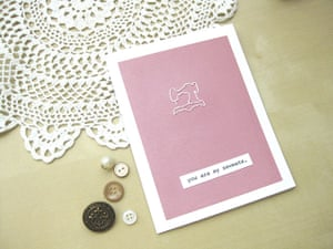 I Love Stationery: Belinda stationery
