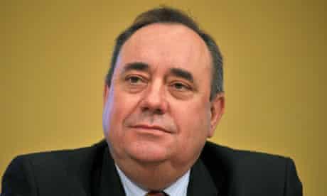Alex Salmond rupert murdoch