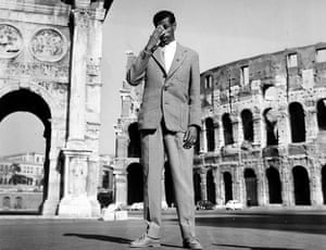 50 moments: Abebe Bikila in Rome in 1960