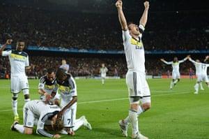 Barcelona v Chelsea: FC Barcelona v FC Chelsea - UEFA Champions League Semi Final