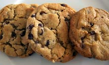 Jacques Torres recipe chocolate chip cookies