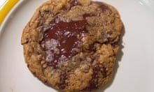 Claire Clarke recipe chocolate chip cookie