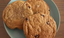 Alton Brown recipe chocolate chip cookies