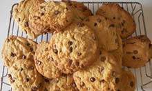 Charlotte Matts recipe chocolate chip cookies