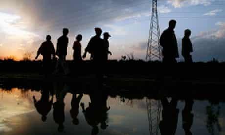 mexico border immigration