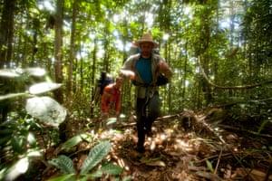 Amazonclimb: Sleepwalking