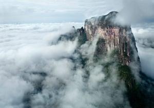 Amazonclimb: East face, Autana