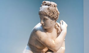Aphrodite, Greek goddess of love: did she know where her G spot was?