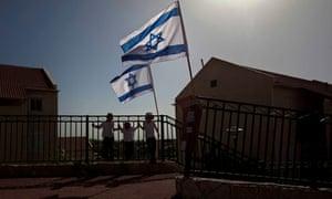 West Bank settlement of Ulpana