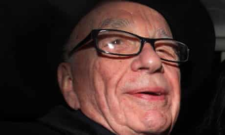 Rupert Murdoch Leveson inquiry