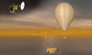 'Boat' could explore the oceans of Saturn's moon Titan ...